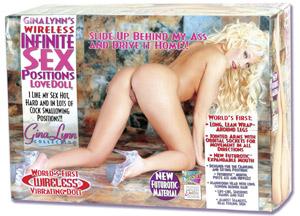 Hot Sex Toy Update - Gina Lynn Infinite Love Doll